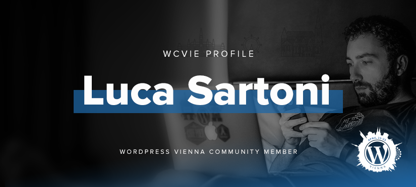 Keynote Speaker: Luca Sartoni