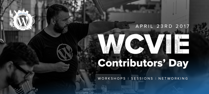 Contributor Day: Sunday, April 23rd at Stockwerk