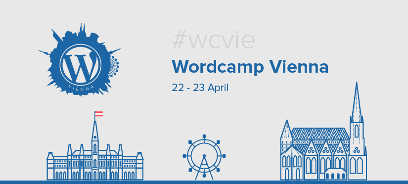 Welcome to WordCamp 2017 Vienna, Austria
